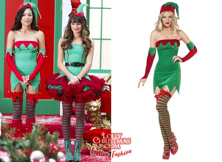 festive fashion glee episode 5x08 previously unaired christmas - Glee Previously Unaired Christmas