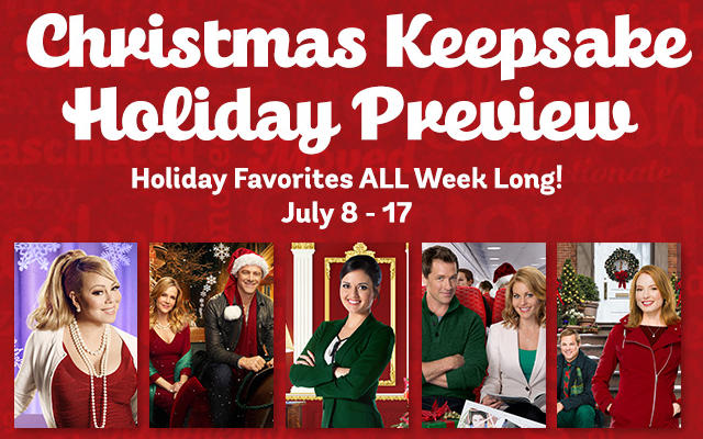 Christmas In July Hallmark.Hallmark Channel Christmas Keepsake Holiday Preview