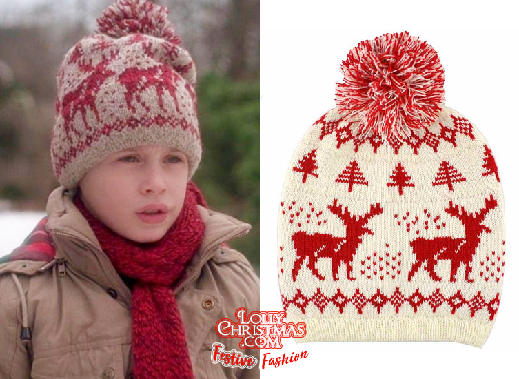 Festive Fashion  Get Kevin McAllister s Winter Cap from  Home Alone  09b2c9c2ed4