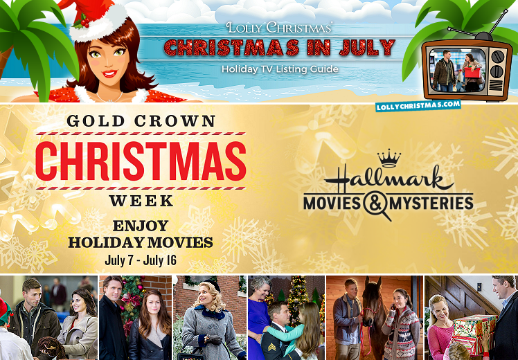 Hallmark Movies Christmas In July.Christmas In July Page 3 Lollychristmas Com