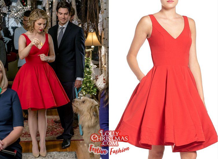 Festive Fashion: Hallmark Channel's 'A Gift to Remember'