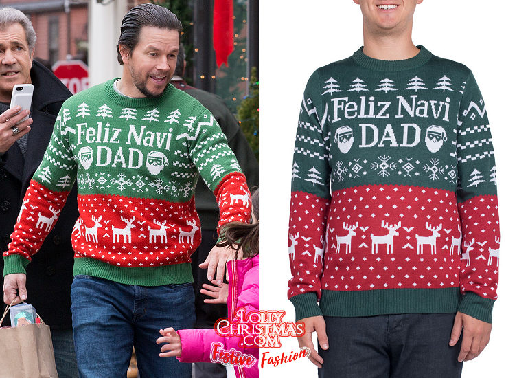 Tipsy Elves Brings You Daddys Home 2 Christmas Sweaters
