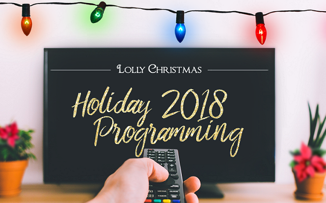 christmas movies more holiday programming for 2018
