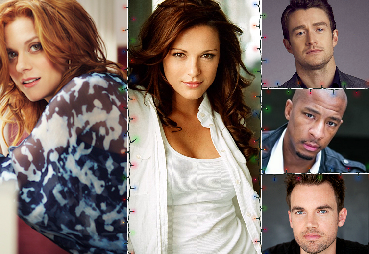 "Cast Of Christmas Contract 2020 One Tree Hill"" Stars Reunite for Lifetime's ""The Christmas"