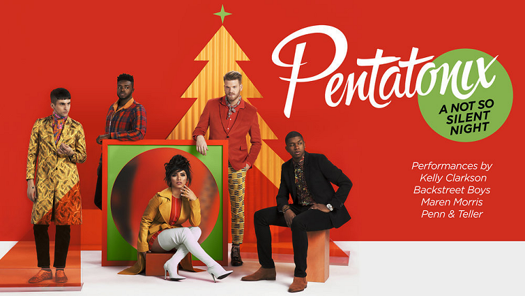 Pentatonix Christmas Special 2020 Penn And Teller Pentatonix to Air Their Third Holiday Special on NBC in December