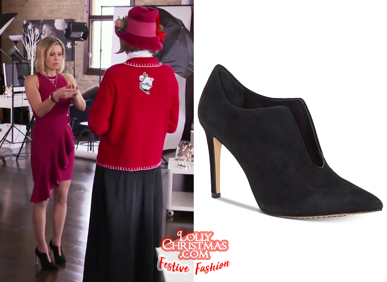 Candace Cameron Bure S Fashion From Hallmark S A Shoe Addict S Christmas Lollychristmas Com