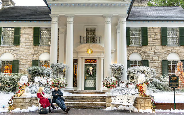 Christmas At Graceland.Hallmark S Christmas At Graceland Is Getting Two Sequels