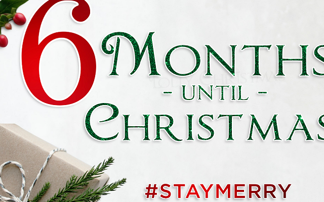 How Many Months Until Christmas 2019 Christmas in June – LollyChristmas.com