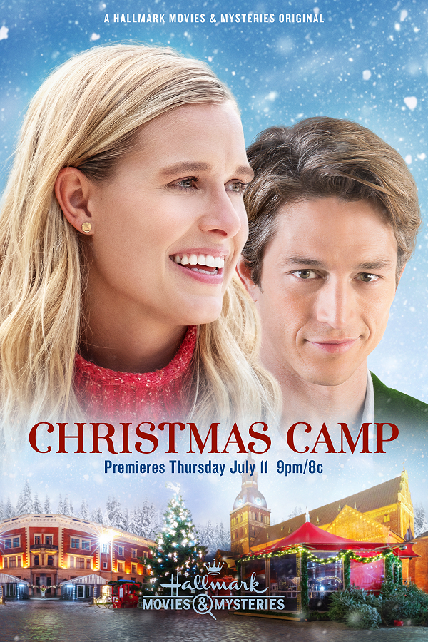 Christmas In July Hallmark Channel 2019.Hallmark Movies Mysteries Christmas Camp Gets A New