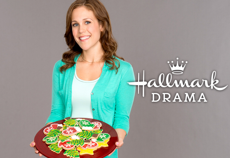 Christmas Cookies Hallmark.The Stars Of When Calls The Heart Join Christmas Reality