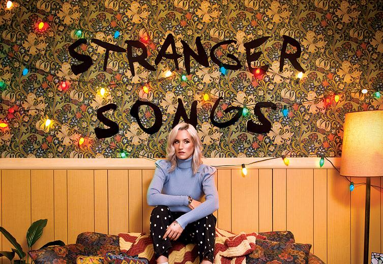 Stranger Things Christmas Lights.Ingrid Michaelson S Releases Stranger Things Inspired