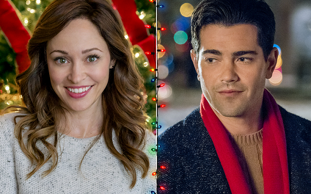 "Christmas Under The Stars 2019 Autumn Reeser & Jesse Metcalfe Reunite for Hallmark's ""Christmas"