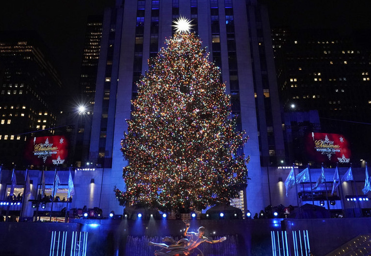 When is the Rockefeller Christmas Tree Lighting Ceremony? – LollyChristmas.com