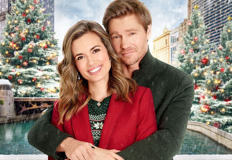 Christmas At Graceland 2018 Hallmark Poster.2019 Hallmark Christmas Movie Posters Lollychristmas Com