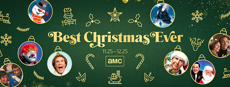 Best Christmas Ever 2020 AMC Announces the Return of 'Best Christmas Ever' Holiday Event