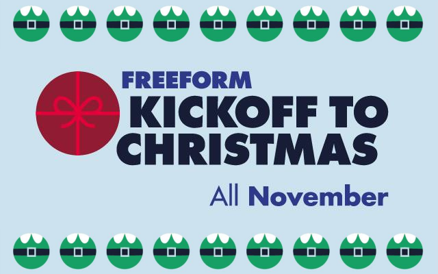 Kickoff Of Christmas 2020 Freeform Schedule Freeform's 2019 Kickoff to Christmas Schedule: Find Out What's