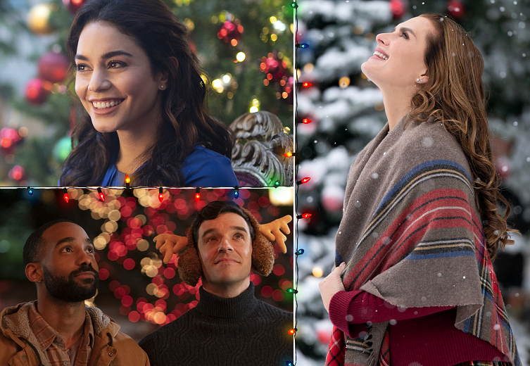 The Holidays Are 'Here' for Netflix: Check Out the Festive Schedule!