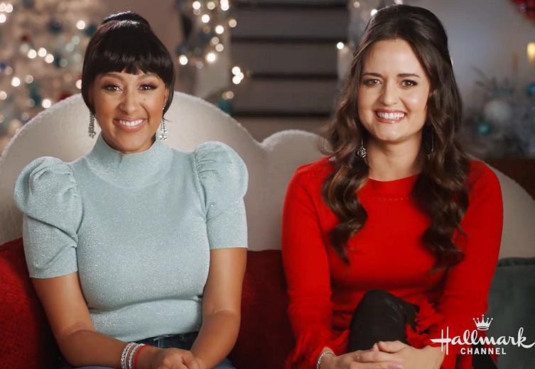 """Tamera Mowry-Housley & Danica McKellar to Host """"Countdown to Christmas"""" Sneak Peek!"""