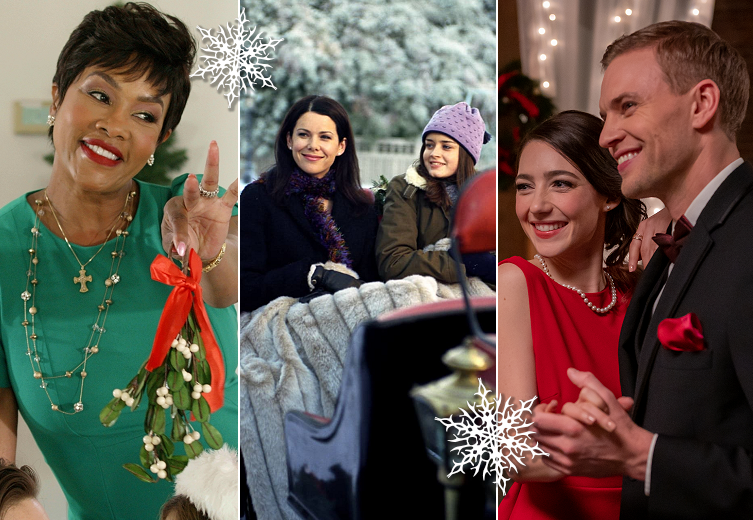 """UPtv Announces This Year's """"Merry Movie Christmas"""" Holiday Lineup!"""